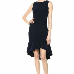 Gabby style rouched a-line dress